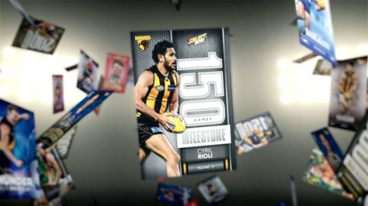Select Footy Cards TVC