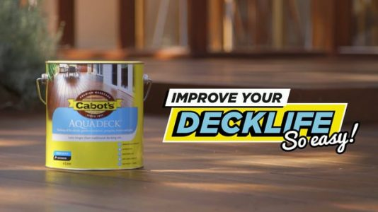 CABOTS Improve your decklife