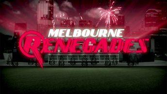 Renegades Stadium Animations